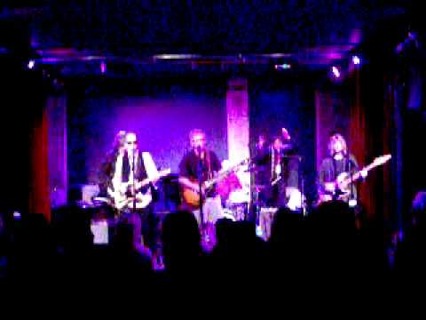 the feelies with peter buck 3-11-09- the city winery-nyc - what goes on