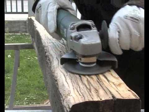 roto raspel schleif und schnitz scheiben dm 115 mm ifa inter flux youtube. Black Bedroom Furniture Sets. Home Design Ideas