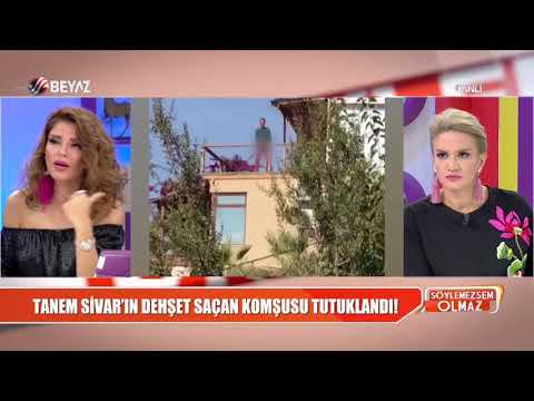 Tanem Sivar'ın dehşet saçan komşusu tutuklandı