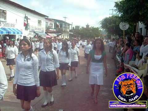 desfile 16 de septiembre en luvianos