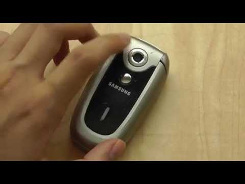 Samsung SGH-X636 Phone Review: