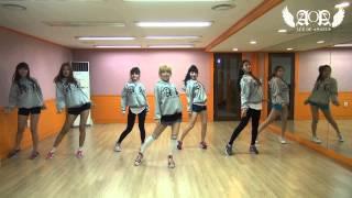 Download lagu AOA - GET OUT  (Dance ver. / Practice Video)
