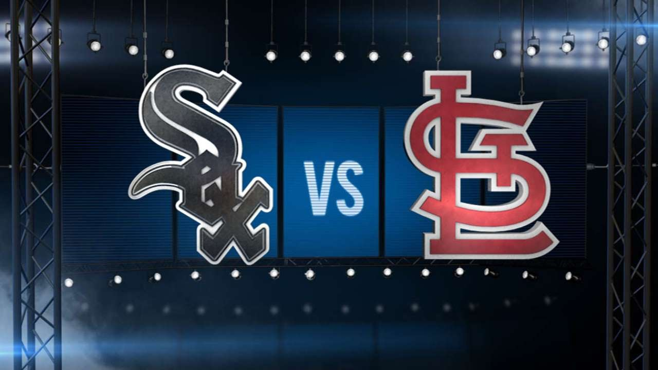 7/1/15: White Sox earn rain-soaked win in St. Louis