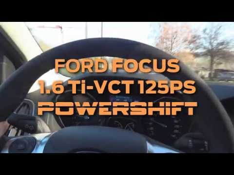 2011 Ford Focus 1.6 Ti-VCT with  Powershift