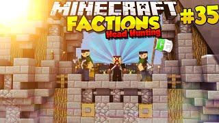 Minecraft Factions #35: Raid And Massive Sea War!