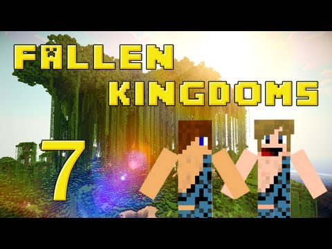 Fallen Kingdoms 2 : Siphano & Xef | Jour 7 - Minecraft video
