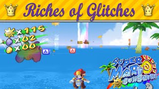 Riches of Glitches in Super Mario Sunshine (Glitch Compilation)