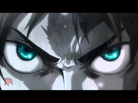 media shingeki no kyojin opening lyrics letra