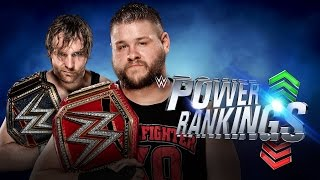Owens owns WWE Power Rankings: Sept. 3, 2016