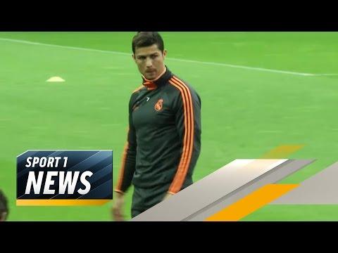 Cristiano Ronaldo riskiert EM