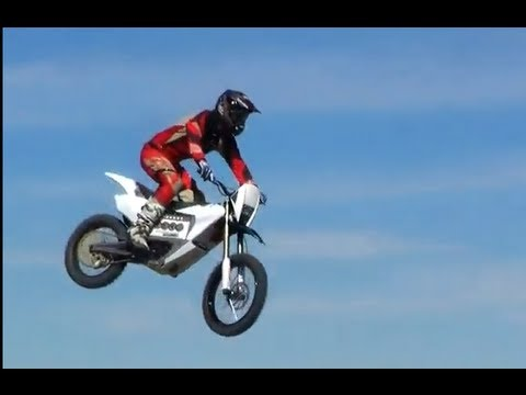 2010 Zero MX Review - An electric bike with MX-ability