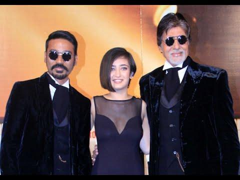 Shamitabh | Music Launch Event | Amitabh Bachchan, Dhanush, Rajinikanth, Akshara Haasan video