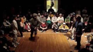 What You Got Strzelce Kraj.2009 One Flava vs Funky Masons półfinał