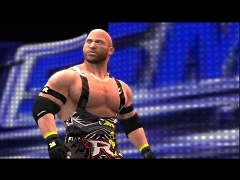 WWE '13 Community Showcase: Ryback (PlayStation 3)