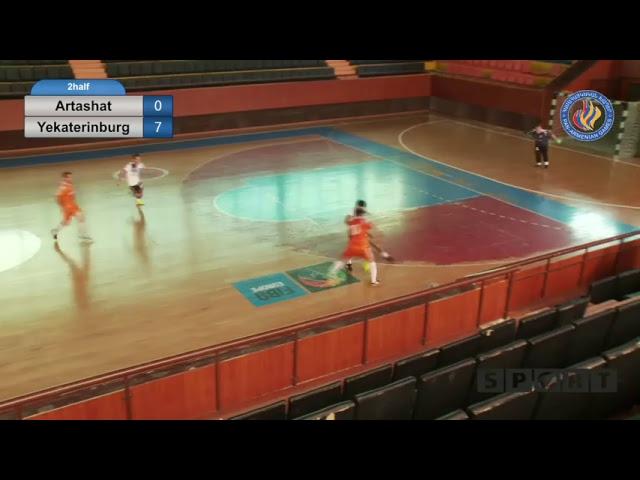 6-th Panarmenian Games Futsal 04.08.2015 part2