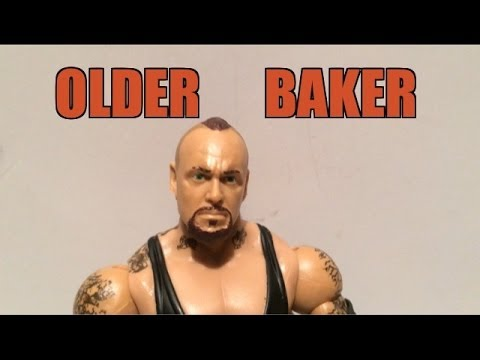 Wwe Action Insider: Undertaker Wrestlemania 30 Wrestling Action Figure From Mattel video