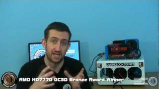 AMD HD7770 Review and Benchmarking 7770