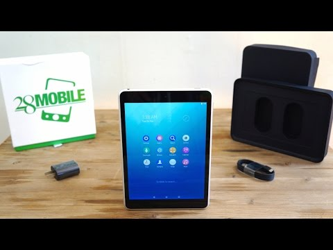 Nokia N1 Unboxing and Preview