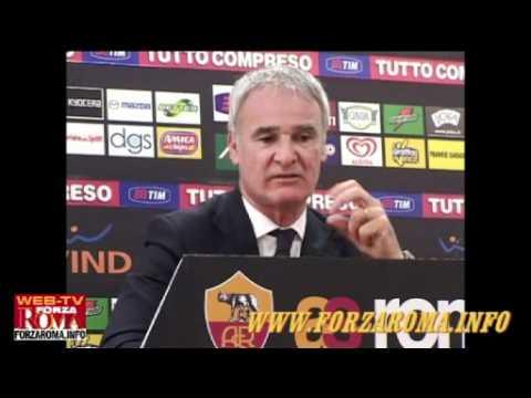 Claudio Ranieri dopo Roma-Napoli 0-2 del 12/02/2011 - Conferenza Stampa