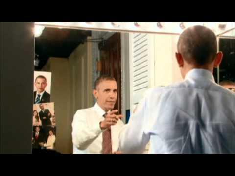 FUNNY STORY 12. Barack Obama prepares to meet Mike Tyson