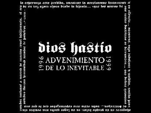 dios hastio -  Endémico Conformismo