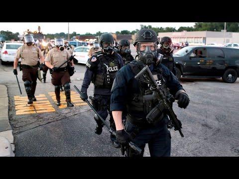 Papantonio: Ferguson Displays New Militarized Police Culture