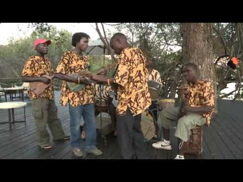 The Munjile Band (Zambia's finest)