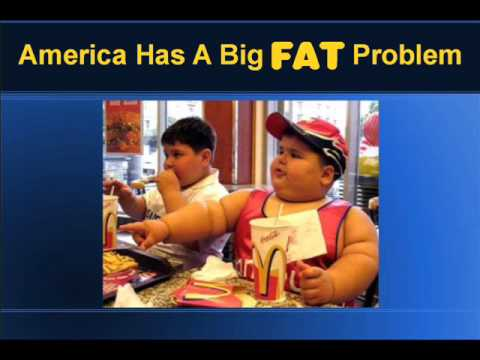 Obesity Statistics In America - America Has A Big Fat Problem!
