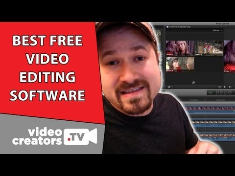 The Best Free Video Editing Software Recommendations video