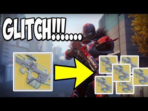 Destiny 2 EXOTIC DUPLICATION GLITCH! DUPLICATE EXOTICS