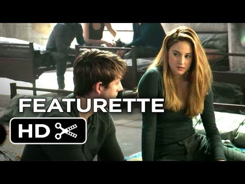 Divergent Featurette - Factions (2014) - Shailene Woodley, Kate Winslet Movie Hd video
