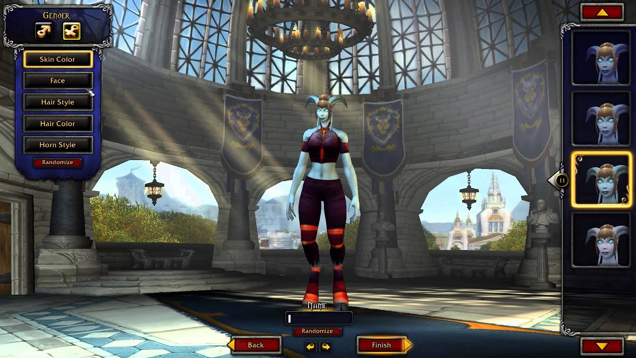 World of warcraft draenei nude patch adult toons