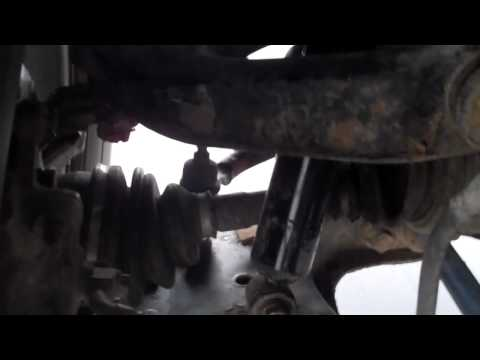 PART 1 How To Install Replace Lower Ball Joint 97-03 Ford F-150