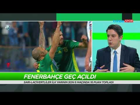 Fenerbahçe son 6 maçında 16 puan topladı. Oğuz Çetin ve Yusuf Kenan Çalık yorumladı