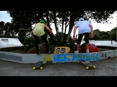 Longboarding New Zealand | Matching Briefs