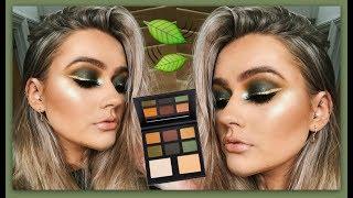 Get ready with me | Jordan Lipscombe x Beauty Bay 'Trooper' palette | EmmasRectangle