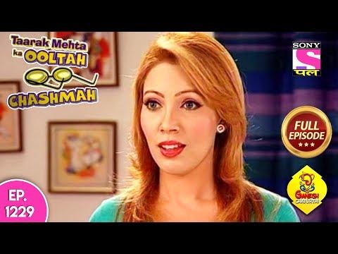 Taarak Mehta Ka Ooltah Chashmah - Full Episode 1229 - 13th September, 2018