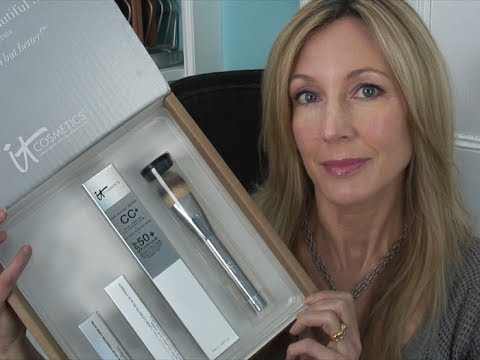 Attention IT CC Cream Lovers! QVC TSV Monday March 10, 2014