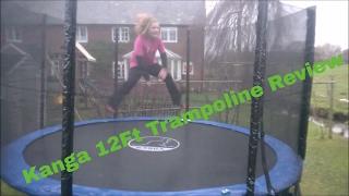 Kanga 12ft Trampoline Review