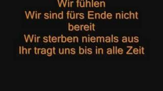 Watch Tokio Hotel Wir Sterben Niemals Aus video