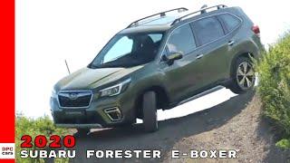 2020 Subaru Forester e-Boxer