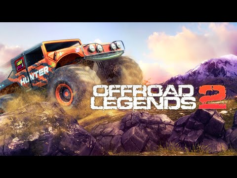 Offroad Legends 2 - Hill Climb APK Cover