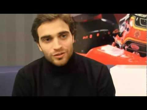 F1 Tribune - 5 minutes avec... Jérôme d'Ambrosio