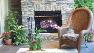 Outdoor Living Home Plans Video | House Plans and More