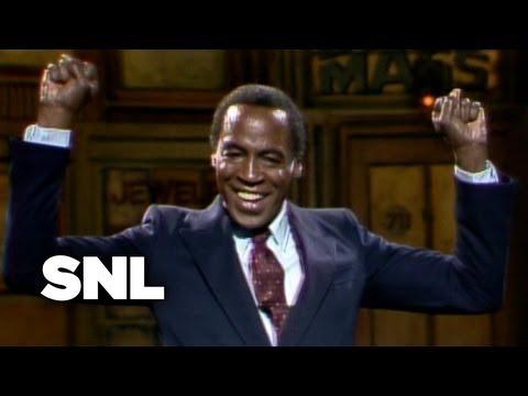 Robert Guillaume Monologue - Saturday Night Live