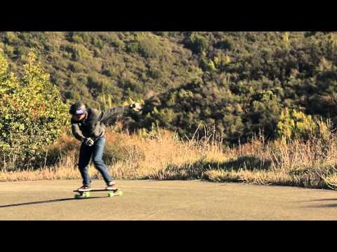 Sean Spees Longboarding Cowtown Downhill