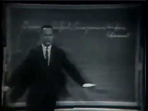 The Essence Of Science In 61 Seconds (Richard Feynman)