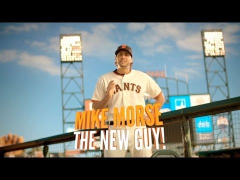 Mike Morse is The New Guy