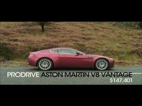Prodrive Aston Martin V8 Vantage from WINDING ROAD