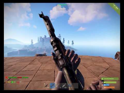 Amateurs take down Helicopter in Rust